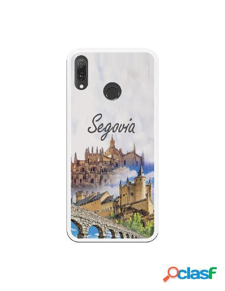 Carcasa Segovia 3 Monumentos para Huawei Y9 2019