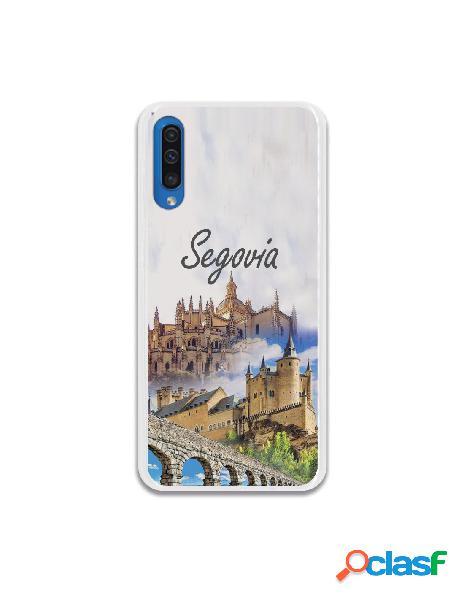 Carcasa Segovia 3 Monumentos para Samsung Galaxy A50