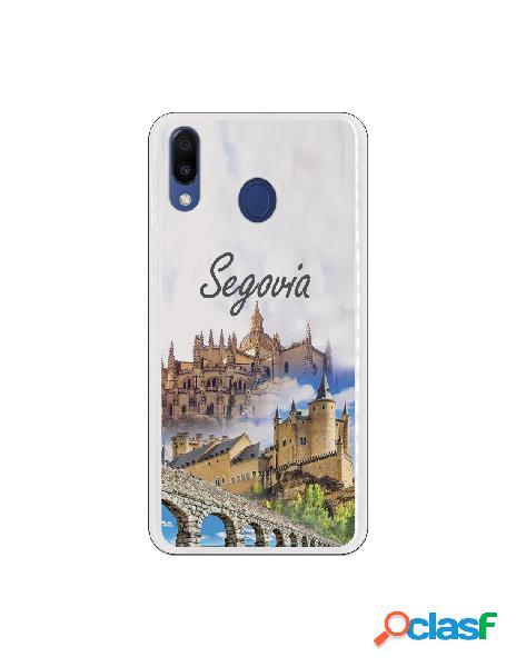 Carcasa Segovia 3 Monumentos para Samsung Galaxy M20