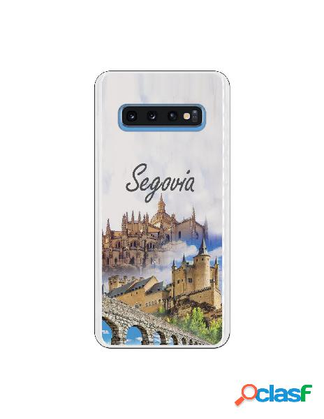 Carcasa Segovia 3 Monumentos para Samsung Galaxy S10