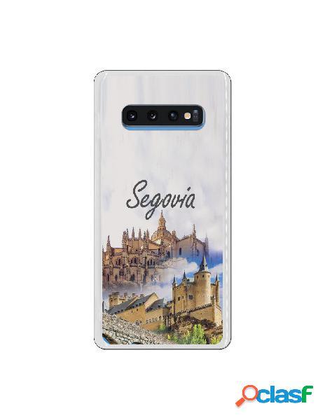 Carcasa Segovia 3 Monumentos para Samsung Galaxy S10 Plus