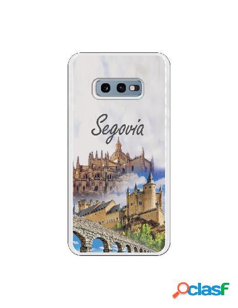 Carcasa Segovia 3 Monumentos para Samsung Galaxy S10e