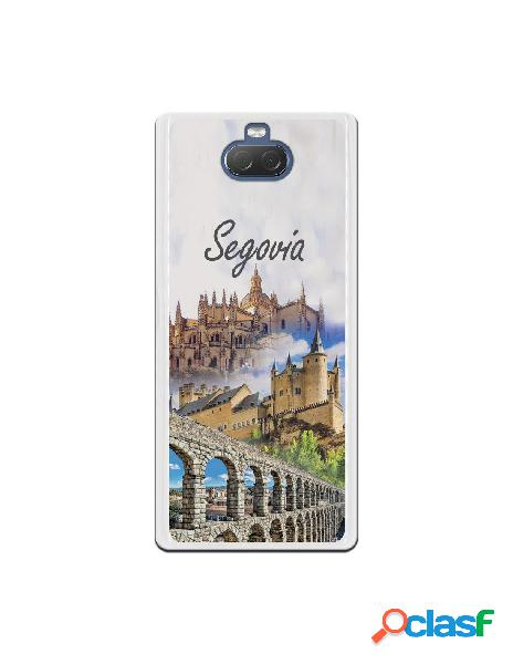 Carcasa Segovia 3 Monumentos para Sony Xperia 10