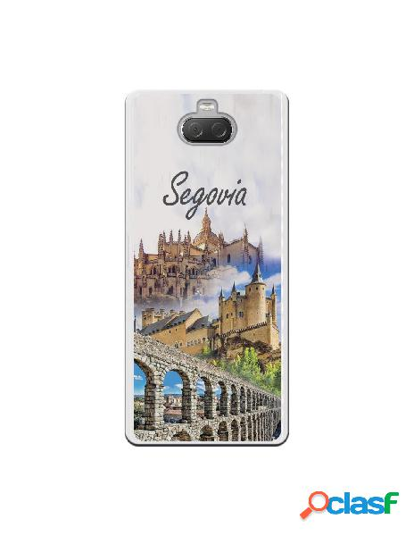 Carcasa Segovia 3 Monumentos para Sony Xperia 10 Plus
