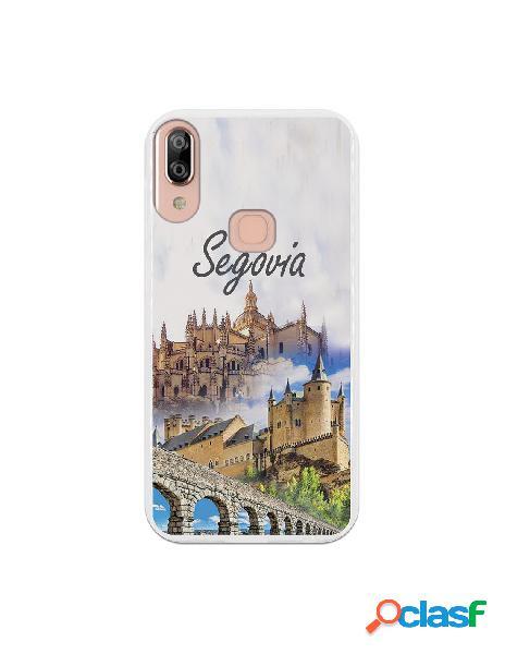 Carcasa Segovia 3 Monumentos para Vsmart Active 1 Plus