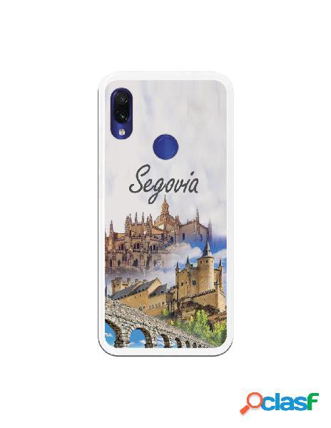 Carcasa Segovia 3 Monumentos para Xiaomi Redmi Note 7 Pro