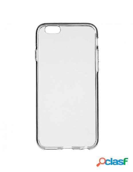 Carcasa Silicona transparente para IPhone 6 Plus