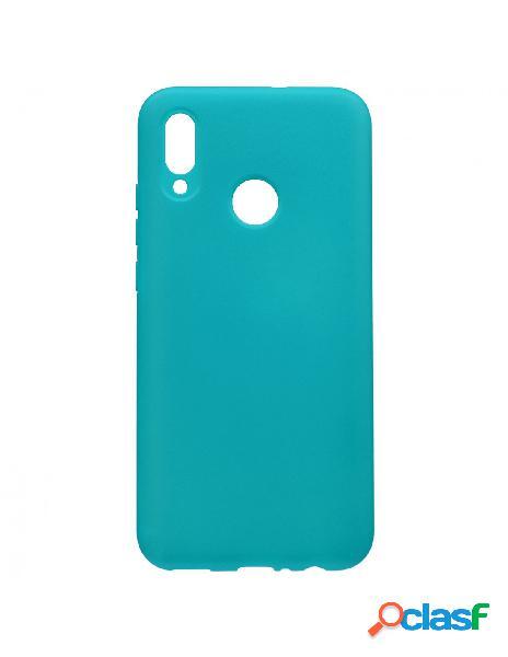 Carcasa Ultra suave Azul para Huawei Y9 2019