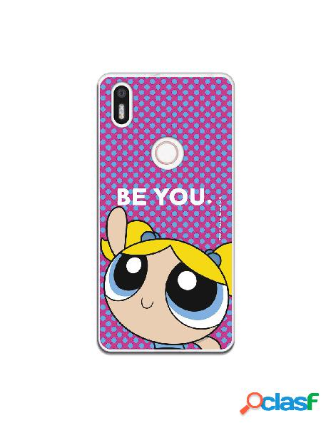 Carcasa de Las Supernenas Be you para Bq Aquaris X5 Plus