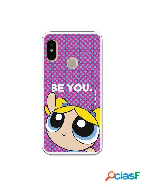 Carcasa de Las Supernenas Be you para Xiaomi Mi A2 Lite