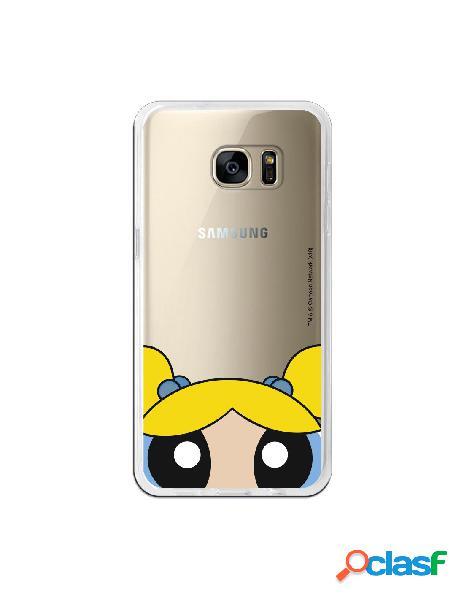 Carcasa de Las Supernenas Burbuja para Samsung Galaxy S7
