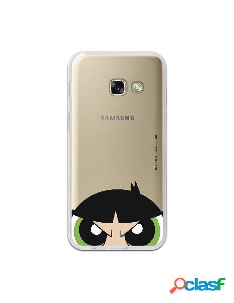 Carcasa de Las Supernenas Cactus para Samsung Galaxy A3 2017