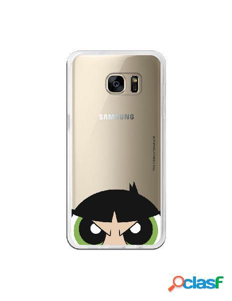 Carcasa de Las Supernenas Cactus para Samsung Galaxy S7 Edge