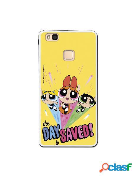 Carcasa de Las Supernenas Day is Saved para Huawei P9 Lite
