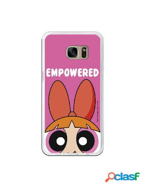Carcasa de Las Supernenas Empowered para Samsung Galaxy S7