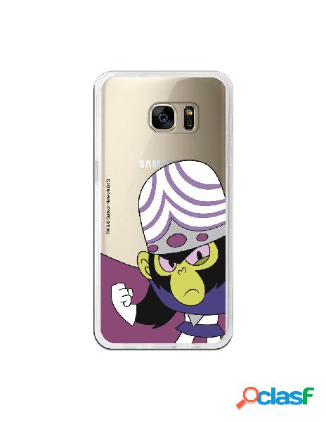 Carcasa de Las Supernenas Mojo Jojo para Samsung Galaxy S7