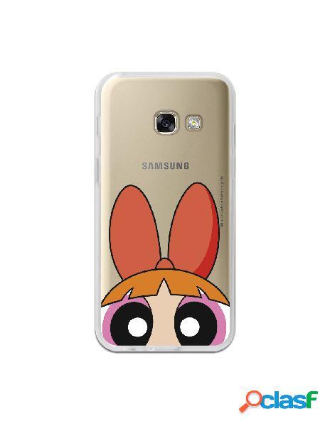 Carcasa de Las Supernenas Petalo para Samsung Galaxy A3 2017