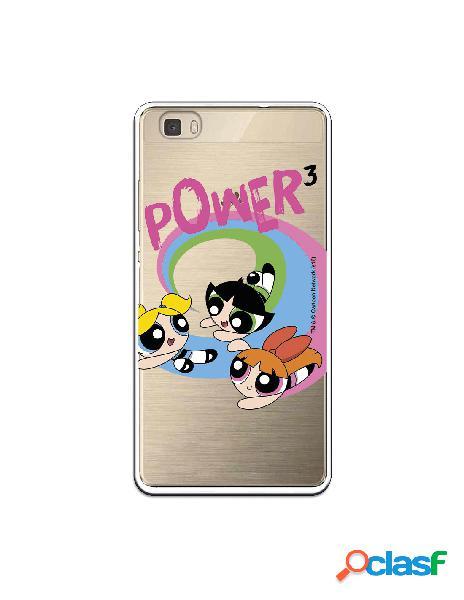 Carcasa de Las Supernenas Power 3 para Huawei P8 Lite