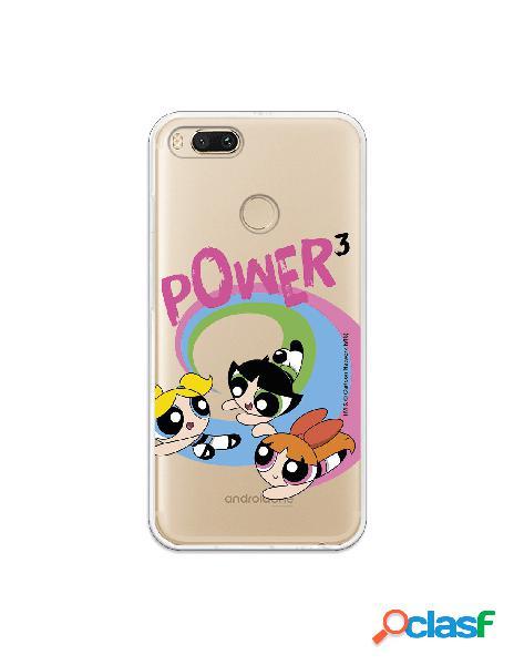 Carcasa de Las Supernenas Power 3 para Xiaomi Mi A1