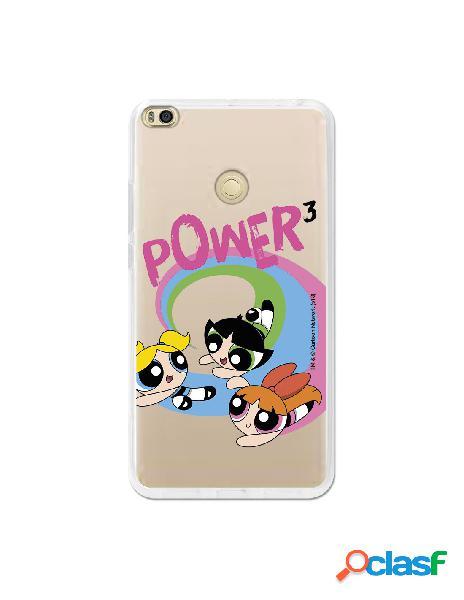Carcasa de Las Supernenas Power 3 para Xiaomi Mi Max 2
