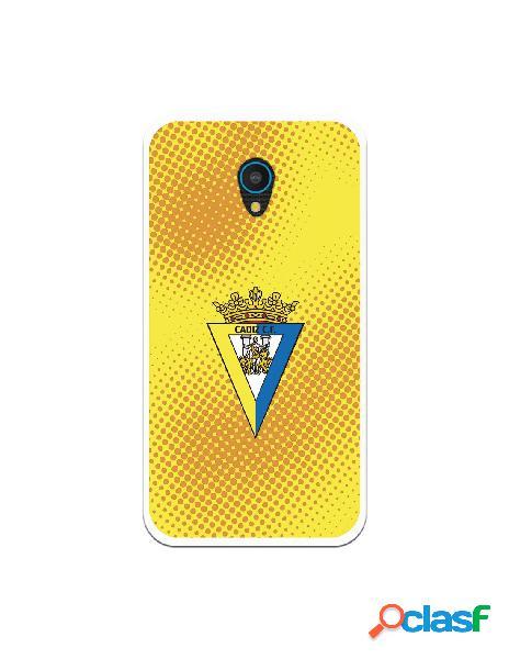 Carcasa para Alcatel U5 3G Cádiz CF Semitono Puntos -