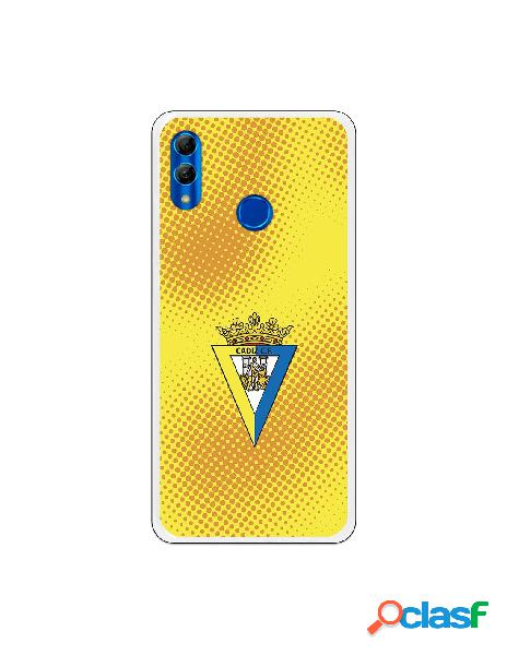Carcasa para Huawei P Smart 2019 Cádiz CF Semitono Puntos -
