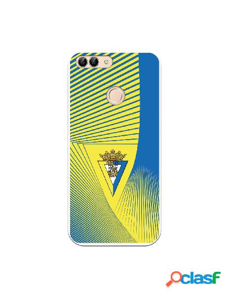 Carcasa para Huawei P Smart Cádiz CF Motivo Lineal -