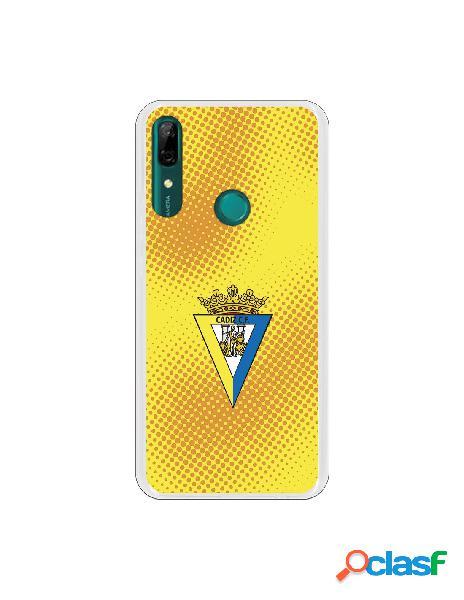 Carcasa para Huawei P Smart Z Cádiz CF Semitono Puntos -