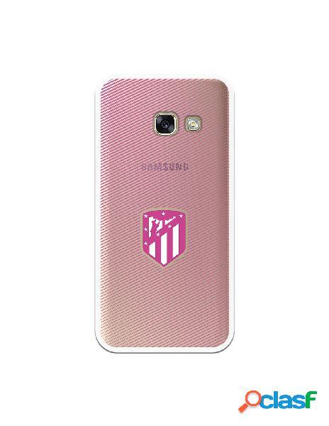 Carcasa para Samsung Galaxy A3 2017 Atlético de Madrid