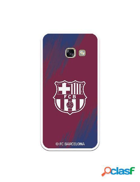 Carcasa para Samsung Galaxy A3 2017 FC Barcelona Escudo