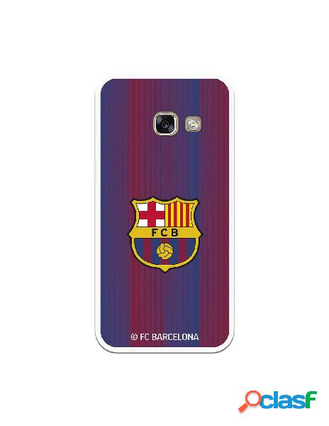 Carcasa para Samsung Galaxy A3 2017 FC Barcelona Retro