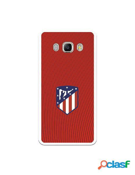 Carcasa para Samsung Galaxy J5 2016 Atlético de Madrid Rojo