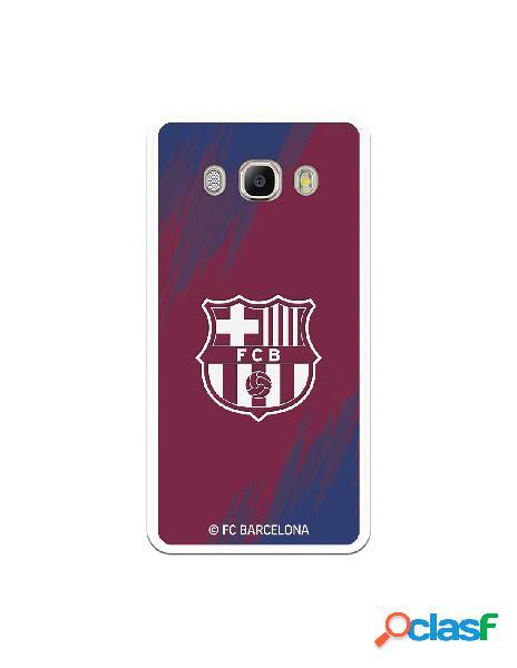 Carcasa para Samsung Galaxy J5 2016 FC Barcelona Escudo