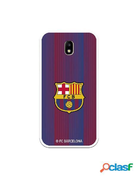 Carcasa para Samsung Galaxy J5 2017 Europeo FC Barcelona