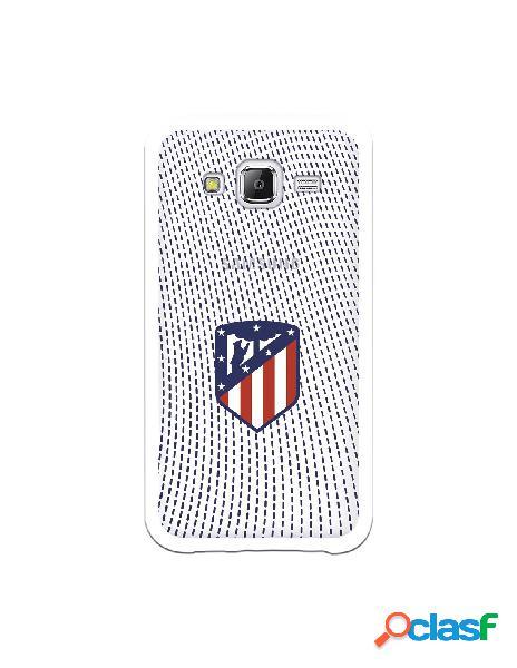 Carcasa para Samsung Galaxy J5 Atlético de Madrid Puntos