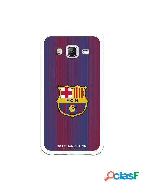 Carcasa para Samsung Galaxy J5 FC Barcelona Retro Blaugrana
