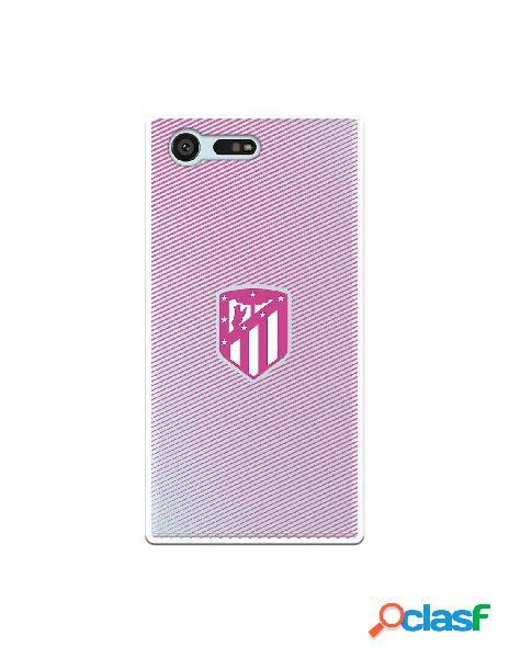 Carcasa para Sony Xperia X Compact Atlético de Madrid