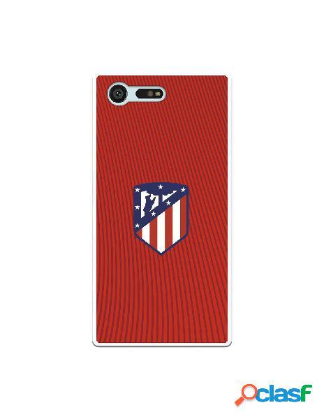 Carcasa para Sony Xperia X Compact Atlético de Madrid Rojo