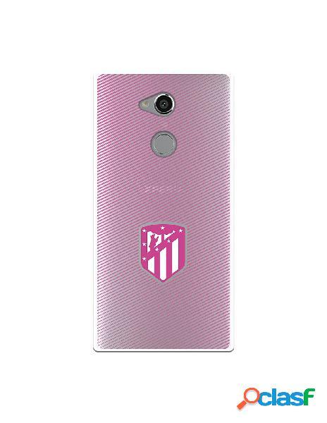 Carcasa para Sony Xperia XA2 Ultra Atlético de Madrid