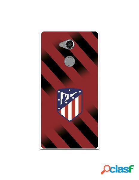 Carcasa para Sony Xperia XA2 Ultra Atlético de Madrid Fondo