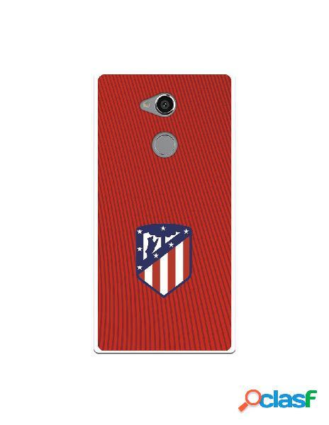 Carcasa para Sony Xperia XA2 Ultra Atlético de Madrid Rojo