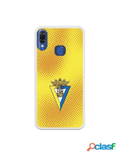 Carcasa para VSmart Joy 1 Plus Cádiz CF Semitono Puntos -