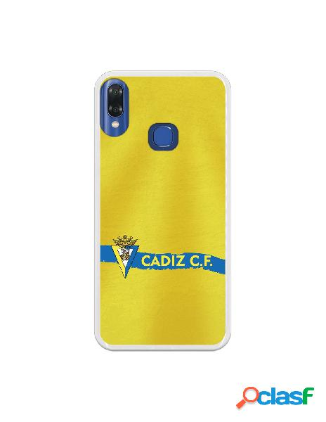 Carcasa para VSmart Joy 1 Plus Cádiz CF Textura sobre