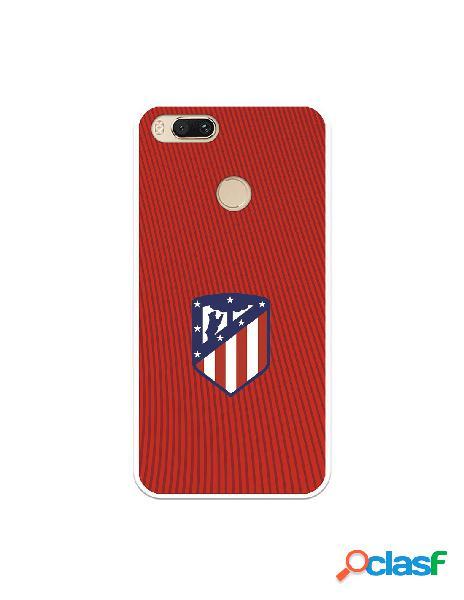 Carcasa para Xiaomi Mi A1 Atlético de Madrid Rojo -