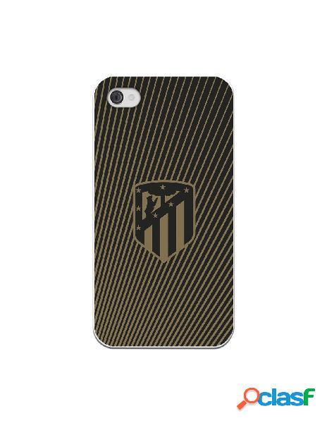 Carcasa para iPhone 4 Atlético de Madrid Premium - Licencia