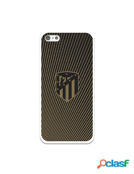Carcasa para iPhone 5S Atlético de Madrid Premium -