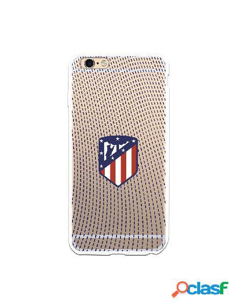 Carcasa para iPhone 6 Plus Atlético de Madrid Puntos Azules