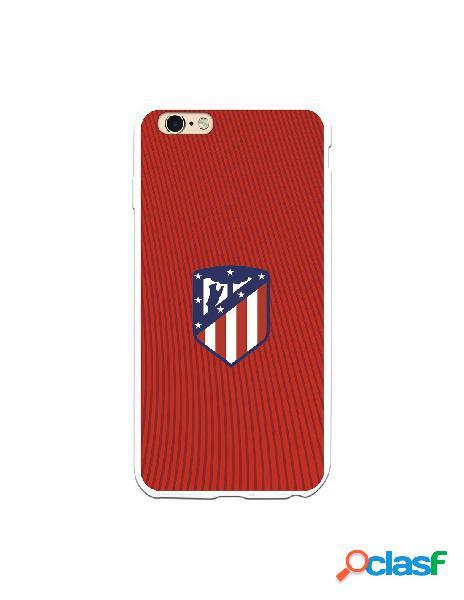 Carcasa para iPhone 6 Plus Atlético de Madrid Rojo -