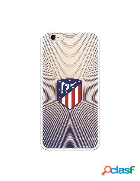 Carcasa para iPhone 6S Atlético de Madrid Escudo contorno