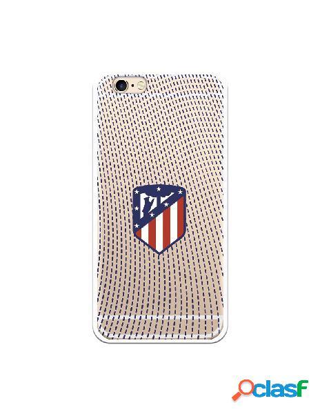 Carcasa para iPhone 6S Atlético de Madrid Puntos Azules